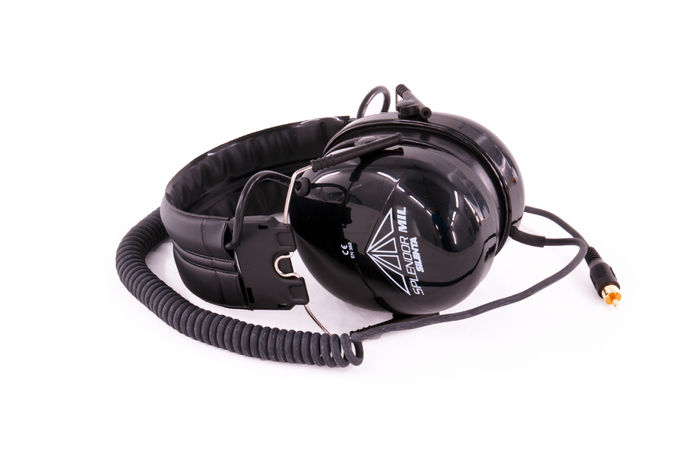 E00188A Silenta headphones, noise insulated